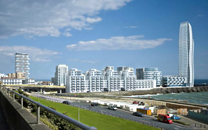 Brighton Marina Inner Harbour Development