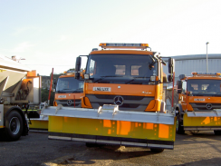 Winter gritters