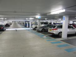Regency Square car park picture