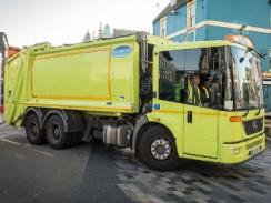 Image of Cityclean lorry