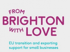 From Brighton With Love logo