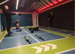 New fitness studio at the Prince Regent Swimming Complex