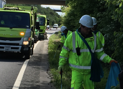 A27 clean up