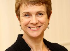 Councillor Clare Moonan, Chair of Brighton & Hove's Health & Wellbeing Board